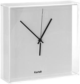 Kartell Tic & Tac Wall Clock - White
