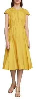 BCBGMAXAZRIA Parachute Fit-&-Flare Dress