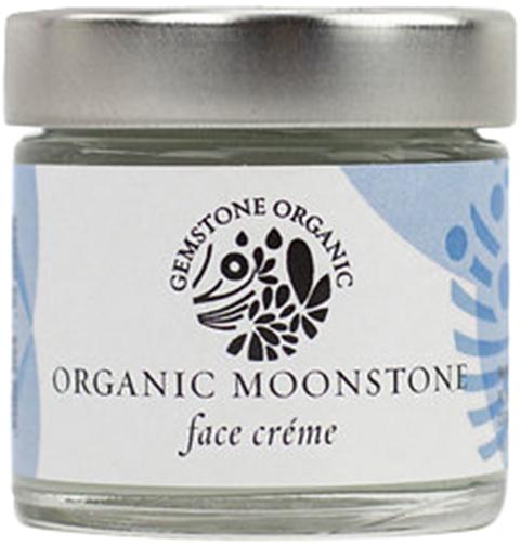 Organic Moonstone Face Creme