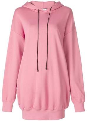 Krizia long hoodie