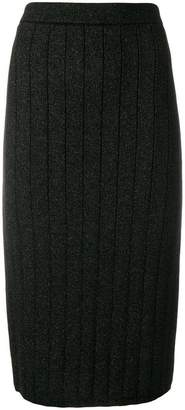 Marc Jacobs shimmer pencil skirt
