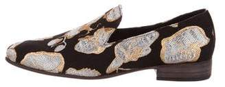 Esquivel Jacquard Floral Loafers w/ Tags