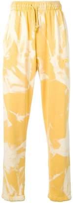 424 Tie-Dye Print Trousers