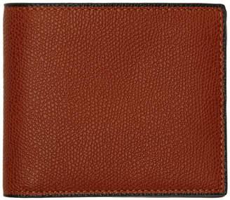 Valextra Red 6CC Wallet