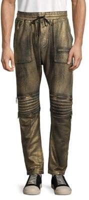 Harem Cotton Jogger Pants