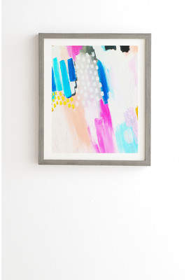 Wayfair Free Abstract Framed Graphic Art