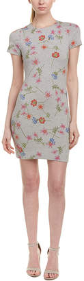 French Connection Botero Daisy T-Shirt Dress