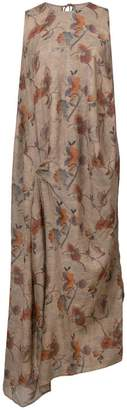 DAY Birger et Mikkelsen Uma Wang floral-print asymmetric midi dress