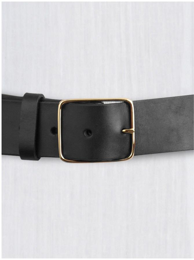 Juicy Couture Tinley Road Centerbar Belt