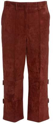 Edun 3/4-length trousers