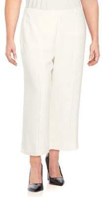 Rachel Roy Plus Flat Front Style Pants