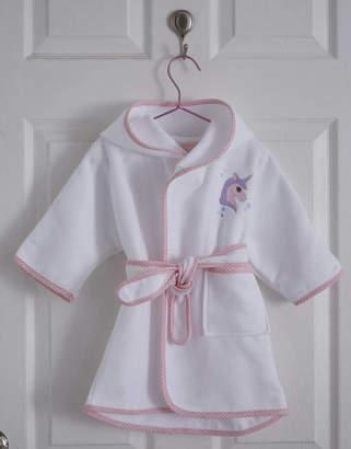 The Fine Cotton Company Unicorn Childrens Hooded Bath Robe Collection