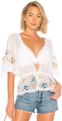 House Of Harlow x REVOLVE Josette Top