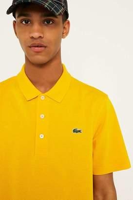 Lacoste Gold Short-Sleeve Polo Shirt