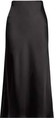 Dorothy Perkins Womens Satin Midi Skirt