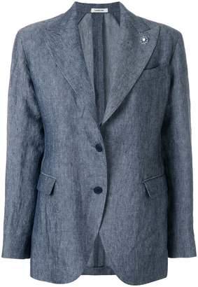 Lardini oversized blazer