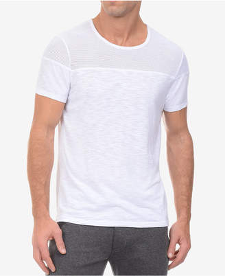 2xist Men's Open-Mesh T-Shirt