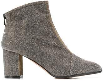 Jean-Michel Cazabat block heel ankle boots