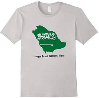 DAY Birger et Mikkelsen Happy Saudi National T-shirt