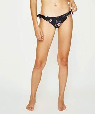MinkPink Jasmine Cheeky Tie Side Bottom