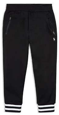 Ralph Lauren Boys' Double-Knit Jogger Pants - Little Kid