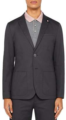 Ted Baker Cliford Piece Dyed Regular Fit Sport Coat