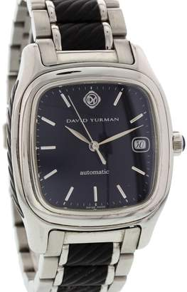 David Yurman Thoroughbred T301-LST Stainless Steel 36mm Watch