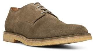 Vince Stetson Suede Crepe Sole Derby Shoes