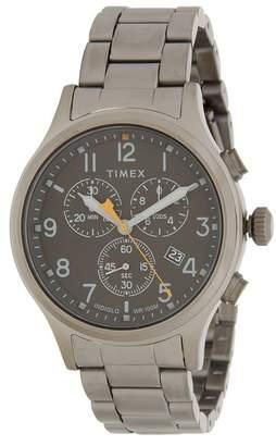 Timex Men's Allied Chronograph Bracelet Watch, 42mm