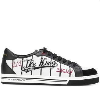 Dolce & Gabbana The King sneakers