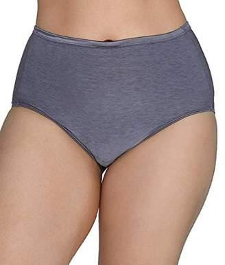 Vanity Fair Women's Plus Size Illumination Brief Panty 13811