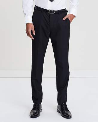 J.Crew Loro Piana Slim Suit Pants