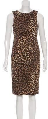 MICHAEL Michael Kors Sleeveless Knee-Length Dress w/ Tags