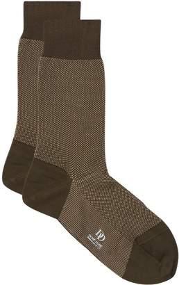Dore Dore Mini Birdseye Cotton Socks