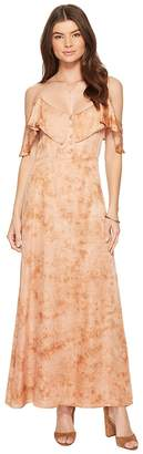 Amuse Society Lost Paradise Dress Women's Dress