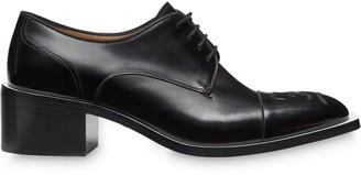 Fendi lace-up Oxford shoes