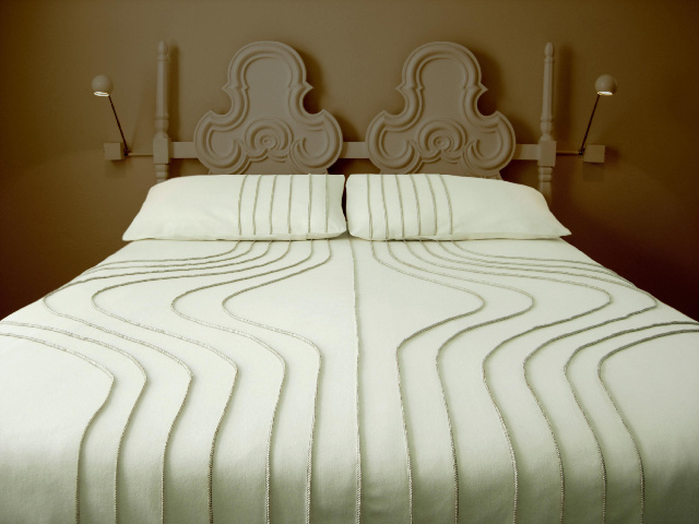 Wallter Onion bedspread & shams