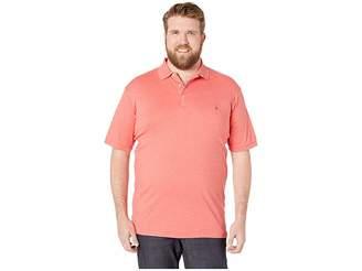 Polo Ralph Lauren Big Tall Pima Polo Short Sleeve Custom Slim Fit Polo