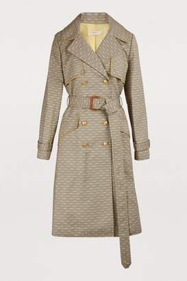 Tory Burch Jemini trench coat