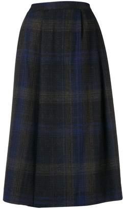 Stephan Schneider checked Chignon skirt