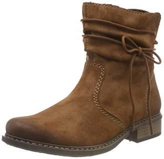 Rieker Women's Z4197 Ankle Boots