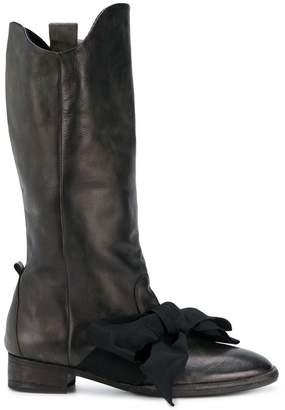 Atelier Bâba ribbon detail rainer boots