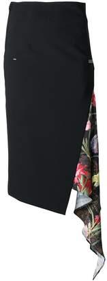 Off-White mid-length pencil skirt