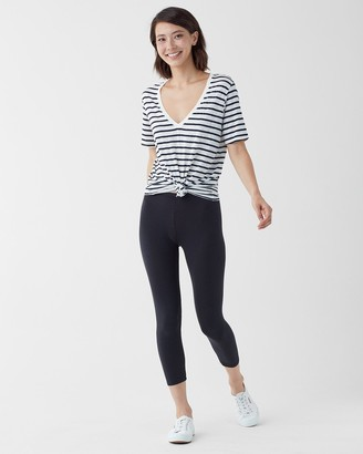 Splendid Slim Stretch Cropped Legging