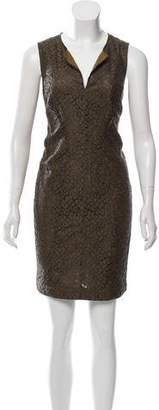 Belstaff Sleeveless Lace Dress