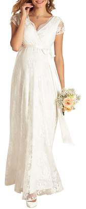 Tiffany & Co. Rose Eden Lace Maternity Gown
