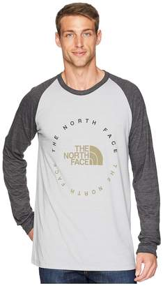 The North Face Long Sleeve Malibae Baseball Tee Men's Long Sleeve Pullover