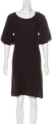Magaschoni Cashmere Sweater Dress