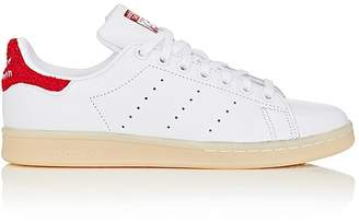 adidas Women's Stan Smith Leather Sneakers $85 thestylecure.com