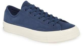 Converse Chuck 70 Nubuck Low Top Sneaker